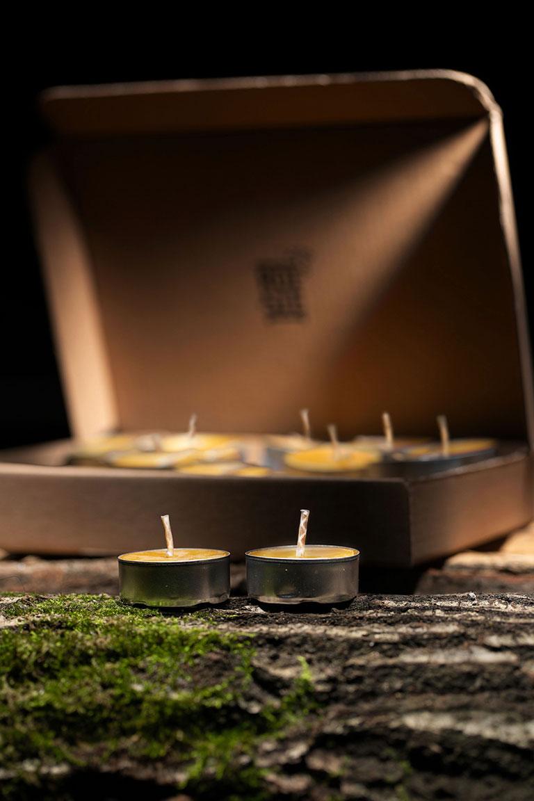 zapach ula; świeczka z wosku pszczelego; świeca z ula; świeczka naturalna z wosku pszczelego
